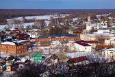 Gorokhovets in winter. Russia — Stock Photo