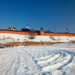 Saviour-Euthimiev monastery at Suzdal — Stock Photo