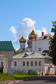 Assumption cathedral at Yaroslavl — 图库照片