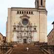 View of Girona - Cathedral  — Stock Photo