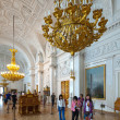 Interior of State Hermitage. Saint Petersburg   — Stock Photo