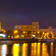 View of Moscow in summer  night — Lizenzfreies Foto