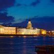 View of St. Petersburg in night — Stock Photo #30995813