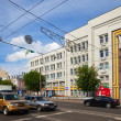 View of Ivanovo - Lenin Prospect — Stock Photo