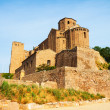 Castle of Cardona on summer day — Stock Photo