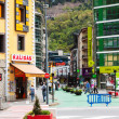 Постер, плакат: Street in center of Andorra la Vella