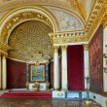 Interior of Winter Palace — Stock Photo #30996951