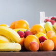 fruits at table  — Stock Photo