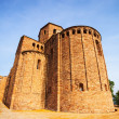 Castle of Cardona on summer — Stock Photo