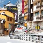 Постер, плакат: Street of Andorra la Vella