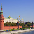 Moscow, Russia.  Kremlin — Stock Photo