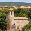 Sant Marti de la Capellada. Besalu — Stock Photo