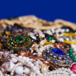Stock Photo: Jewellery background