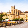 Cathedral of Santa Maria in Solsona, Spain — Stock Photo