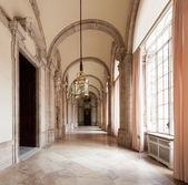Kraliyet Sarayı'nın iç Galeri — Stockfoto