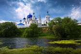 Holy Bogolyubovo Monastery — Stock Photo