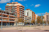 View of Badalona. Barcelona, Spain — Stock Photo