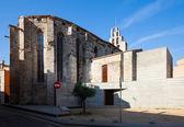 Sants Maria del Turers at Banyoles — Stock Photo