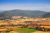 Landsbygdens landskap i katalonien — Stockfoto