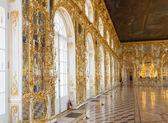 内部的凯瑟琳宫 — 图库照片