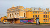 цирк чинизелли в санкт-петербурге. россия — Стоковое фото