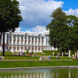 Catherine Palace in Tsarskoye Selo, St. Petersburg — Stock Photo