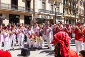Může jorba v barceloně — Stock fotografie