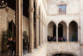 Interior of Ajuntament de Barcelona — Stock Photo
