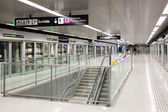 Metrostation gorg — Stockfoto