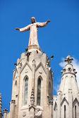 Najwyższej ekspiacyjne kościoła najświętszego serca pana jezusa — Zdjęcie stockowe