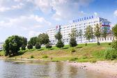 Jubileinaya hotel in Yaroslavl — Stock Photo