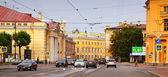 Saint petersburg görünümü. inzhenernaya sokak — Stok fotoğraf