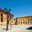 Stock Photo: Plazde lUniversidad in Huesca