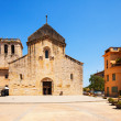 Stock Photo: Church of Sant Pere. Besalu. Catalonia