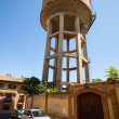 Stock Photo: Water tower in Huesca
