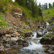 Stock Photo: Mountains stream