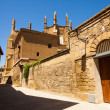 Stock Photo: Ancient street of Huesca