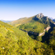 Stock Photo: Pyrenees Mountains landscape. Huesca