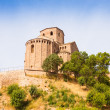 View of Castle of Cardona — Stock Photo