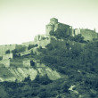 Retro photo of general view of Castle — Stock Photo #32308791
