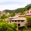 Stock Photo: Village in Pyrenees