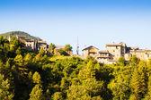 Pyrenees village. Puyarruego — Stock Photo