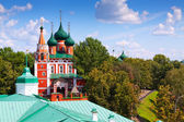 Church of the Archangel Michael in Yaroslavl — Stock Photo