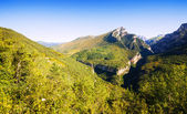 Pyrenees Mountains landscape. Huesca — Stock Photo