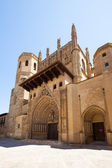 Cathedral of Huesca — Stock Photo