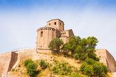 View of Castle of Cardona — Stock Photo
