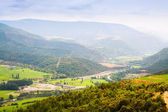Mountain valley in Pyrenees — Stock Photo