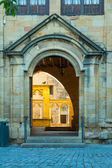 Palace of the Kings of Navarre at Olite — Stock Photo