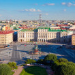 Saint Petersburg from Saint Isaac's Cathedral — Stock Photo