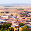 Top view of Belmonte — Stock Photo